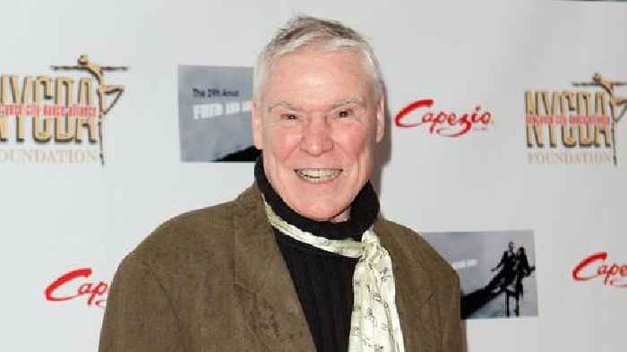 Jacques d'Amboise, Ballet Legend and 'Seven Brides for Seven Brothers' Star, Dies at 86