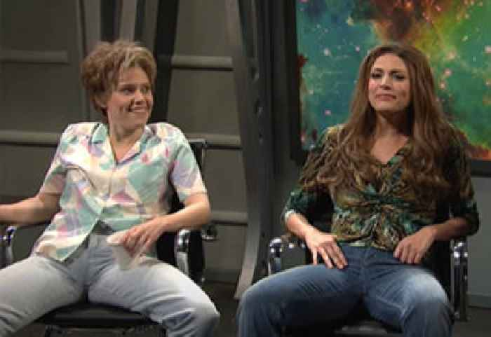 Miss Rafferty's Close Encounters of the Third Kind - SNL