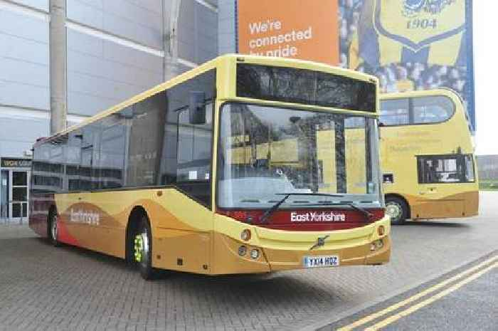 Bus driver jobs advertised in Hull in big recruitment drive