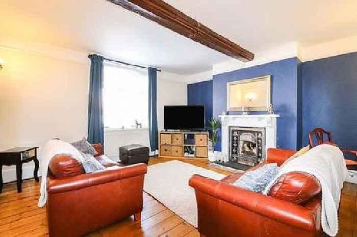 Huge 9 bedroom detached house on the market for just £650k