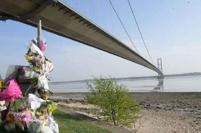 Humber Bridge footpath closure was
