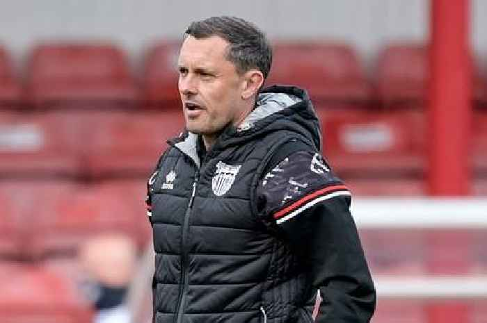 'Little fire' spurring Paul Hurst to rebuild Grimsby Town under new owners