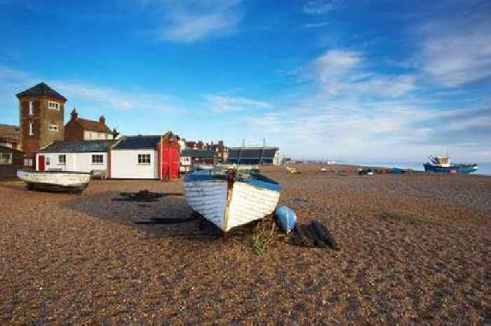 Iconic Suffolk seaside town where everyone wants to move to