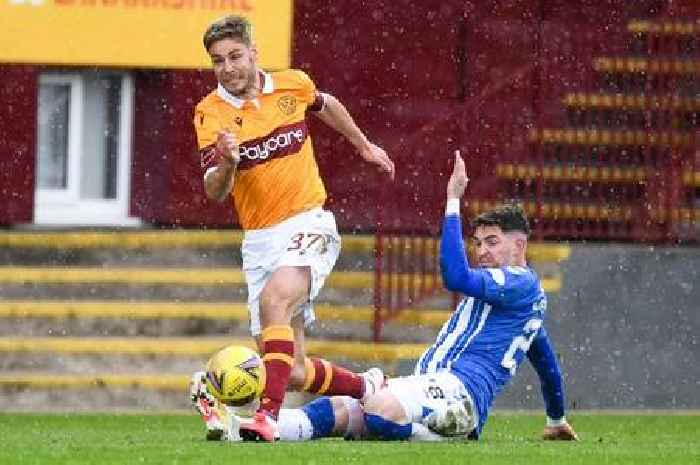 Motherwell star 'hoped he remembered how to play', as he chases a new deal