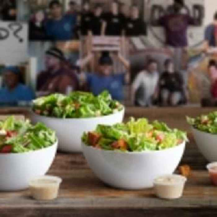"Mod Pizza Rolls Out New ""Forkin' Good"" Salads and Dressings Nationwide"