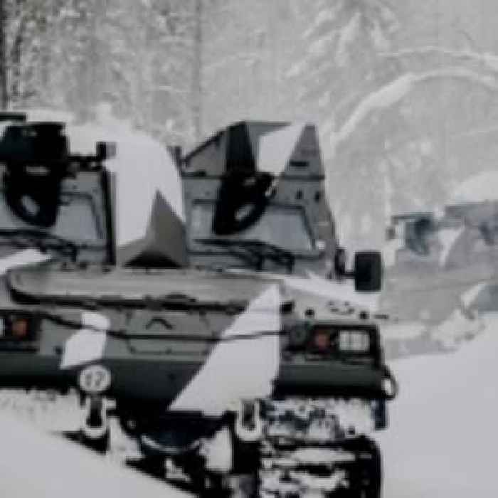 Sweden Adding to BvS10 Fleet, Ordering 127 More of the All-Terrain Vehicles