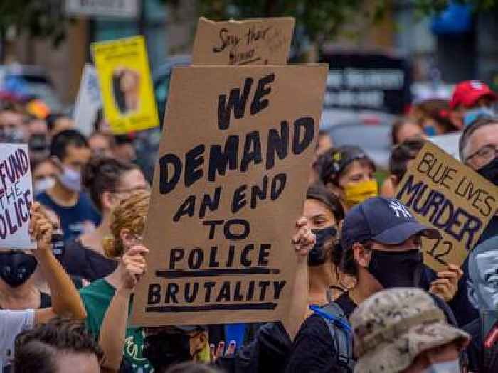 A majority of voters see an urgent need for police reform following the Chauvin verdict