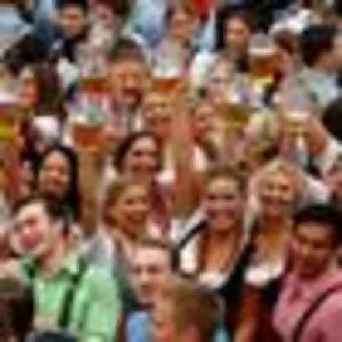 Oktoberfest cancelled for second year running as Germany's cases remain high