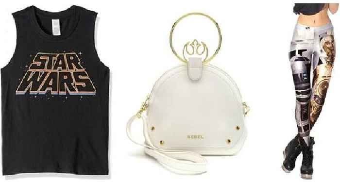 May The Fourth Be With You Fashions: 12 Styles To Shop On 'Star Wars' Day