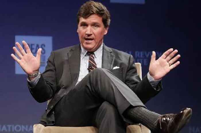 Tucker Carlson Dives Into a Grab Bag of COVID Vaccine Misinformation (Video)