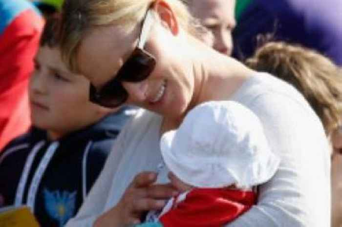 Zara Tindall ensures son Lucas does not upstage royal relatives