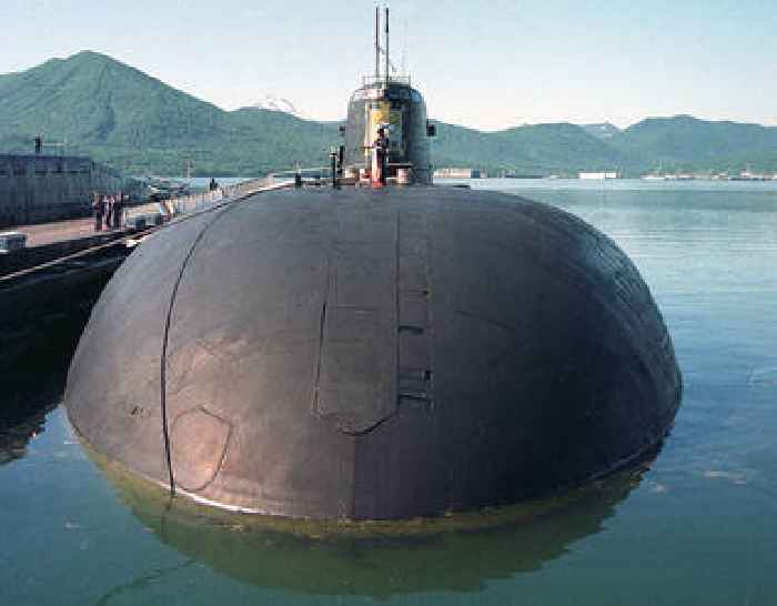 Vladimir Putin Launches New Sub Capable of Firing Nuclear Missiles as a Warning to Joe Biden