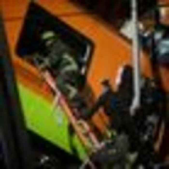 At least 13 dead as Mexico City metro overpass collapses