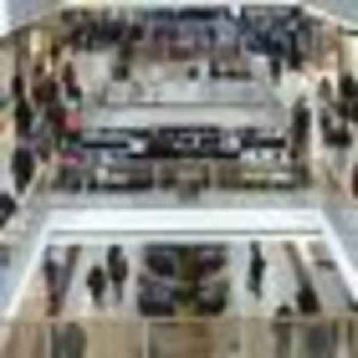 Teenager arrested after man fatally stabbed at London shopping centre