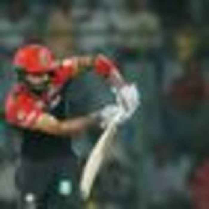Indian Premier League suspended due to COVID infection levels
