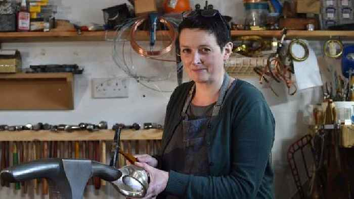 Silversmith Cara Murphy talks about her career, making the Grand National trophy and carrying on a family tradition…
