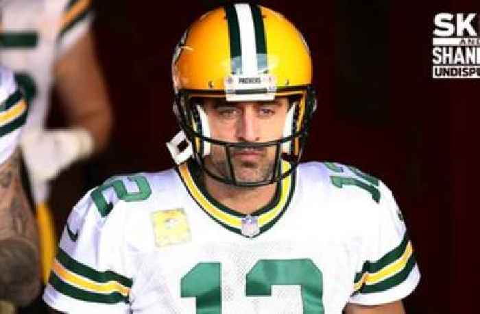 Shannon Sharpe: Aaron Rodgers wants out of Green Bay, I don't think the Packers can fix it | UNDISPUTED