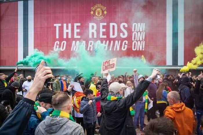Man Utd fans fume after rescheduled Liverpool game sets up brutal run-in
