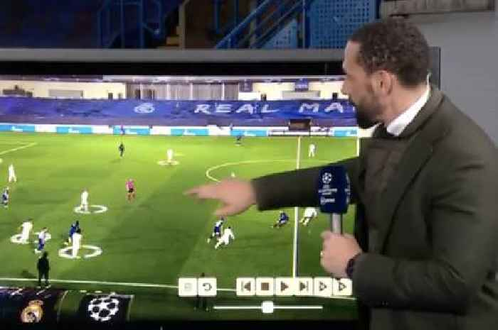 Rio Ferdinand foresaw exactly how Chelsea would punish Real Madrid