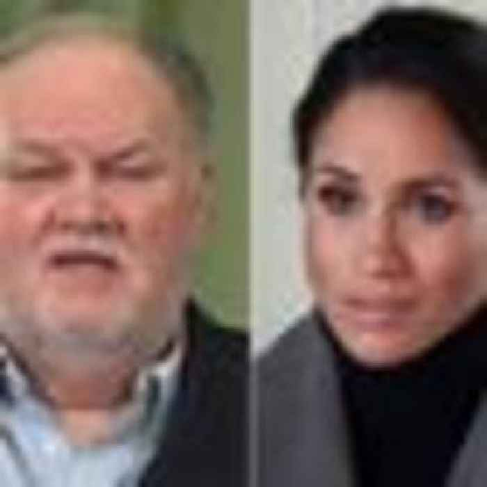 Meghan wins copyright claim against Mail On Sunday over 'private' letter to father