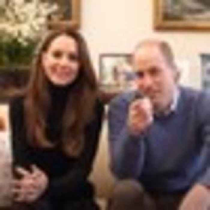 Prince William and Kate Middleton launch their own YouTube channel