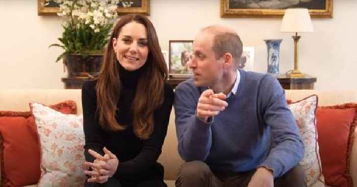 Prince William And Kate Middleton Launch Youtube Channel — See The Teaser