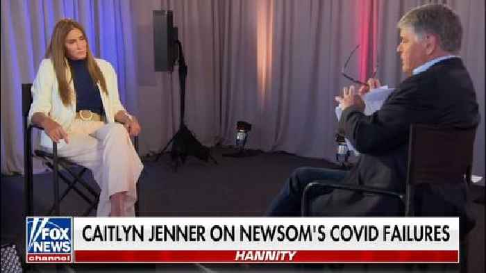 Caitlyn Jenner Accidentally Tells Hannity She Supports 'Illegal Immigration'
