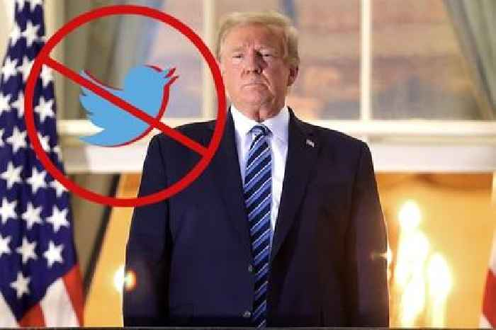 Twitter Suspends Account for Resharing Trump's 'From the Desk' Comments