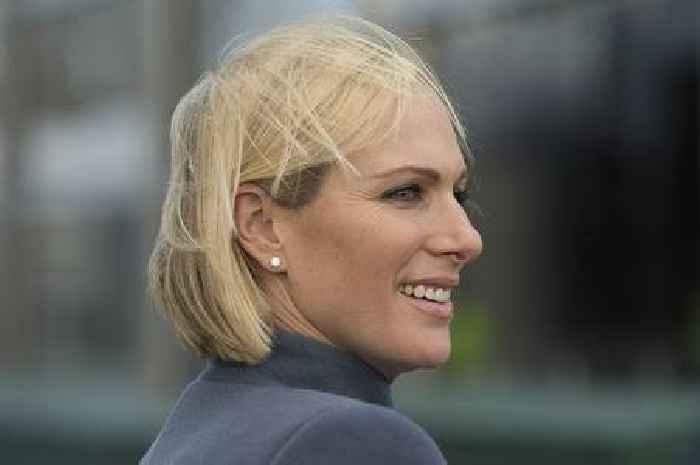 Zara Tindall's gesture ensured Princess Charlotte wasn't upstaged