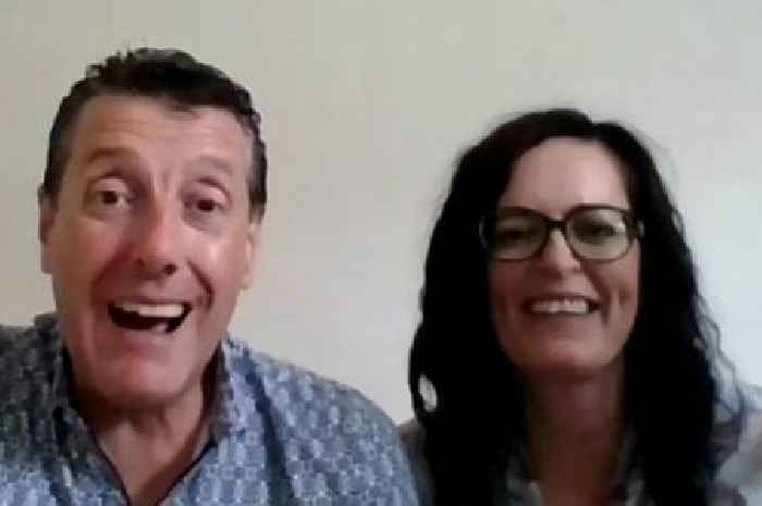 """'That's bonkers!"""" Moment man told he has won Postcode Lottery"""
