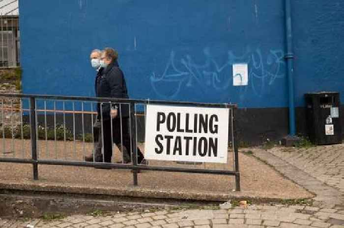 Afternoon weather forecast as voters head to local election polls