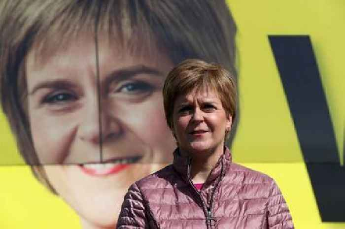Sturgeon promises to work with Labour to rebuild Scotland after Covid pandemic