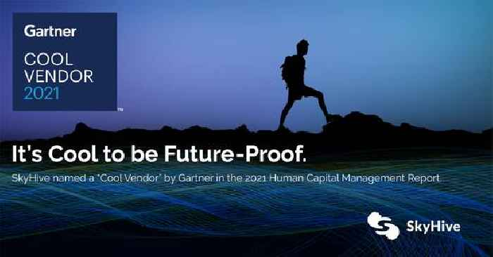 SkyHive Named a 2021 Gartner Cool Vendor in Human Capital Management: Technology Innovations to Support the Future of Work