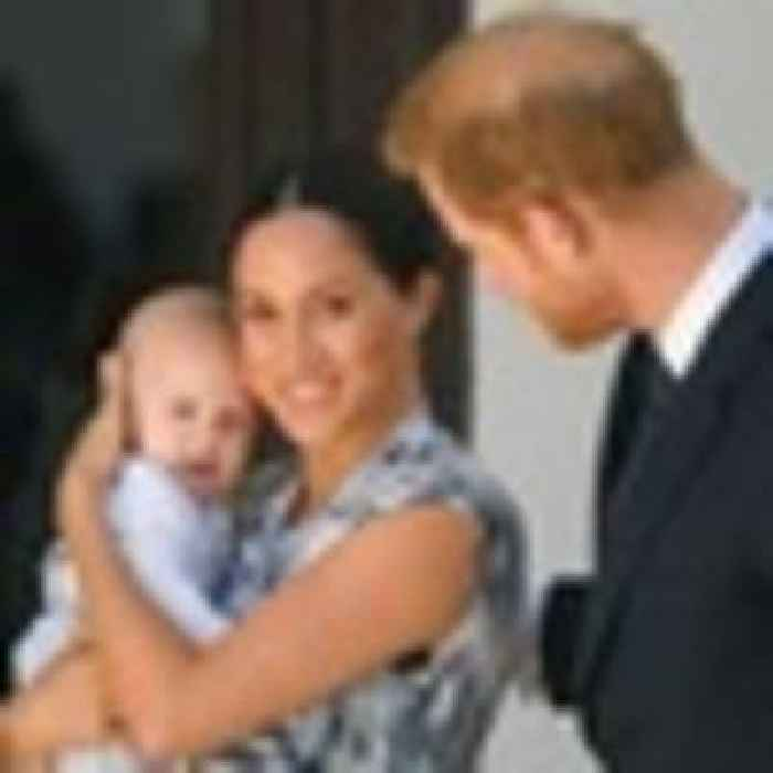 Archie's birthday messages from Kate, William and royals dubbed 'awkward' for using old photos
