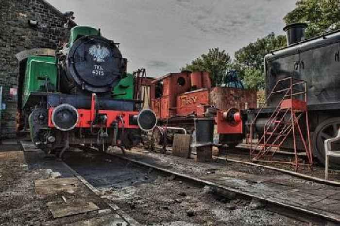 Thieves target heritage railway as it re-opens from lockdown