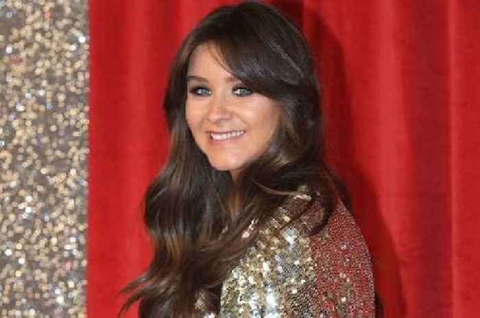 Brooke Vincent gives birth to second son and shares unusual name