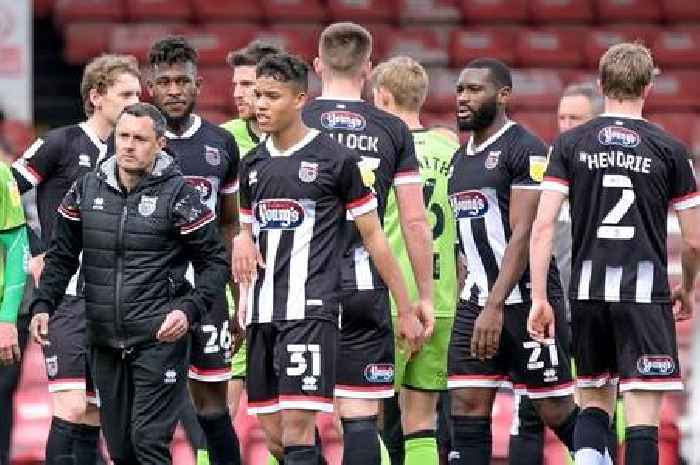 New owners on Grimsby Town's transfer budget for next season