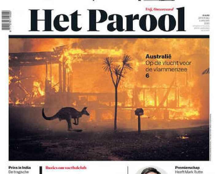 Worth 1000 Words: How World Saw Australia's Black Summer