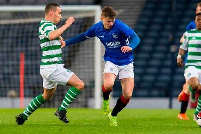 Steven Naismith claims everybody wins with Rangers and Celtic Colts plan