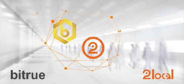2local Is Entering into New Partnerships with Bitrue Exchange and Crypto Payment Provider Simplex