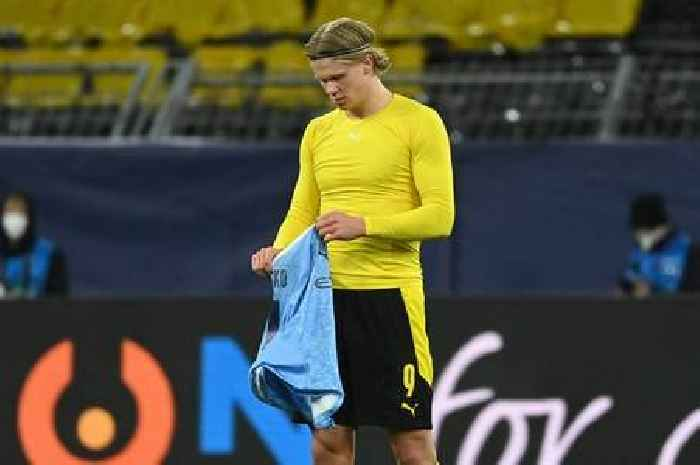 Jamie Carragher sceptical over Erling Haaland to Man City deal due to Guardiola