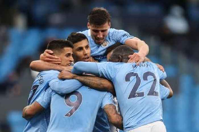 Seven Man City stars likely to be snubbed for Champions League final vs Chelsea