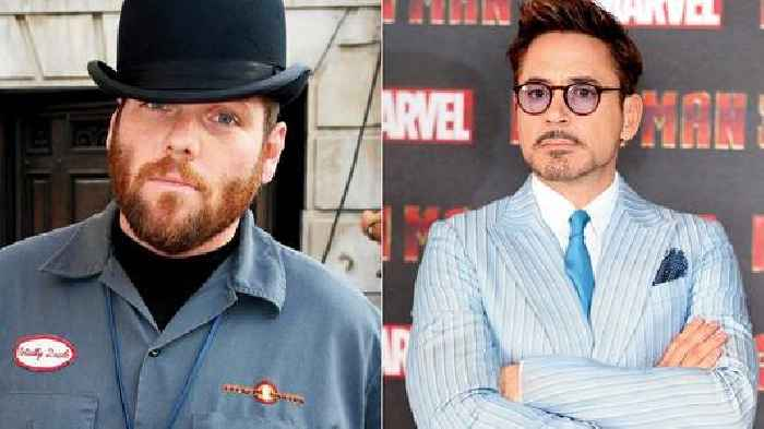 Robert Downey Jr. mourns the death of his `right-hand man` Jimmy Rich