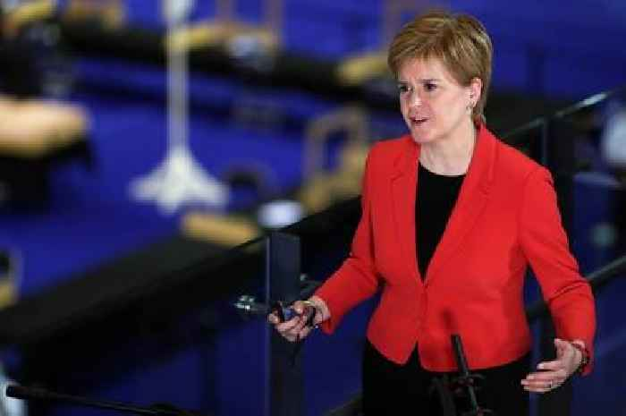 Nicola Sturgeon hails SNP's emphatic election victory and makes IndyRef2 pledge