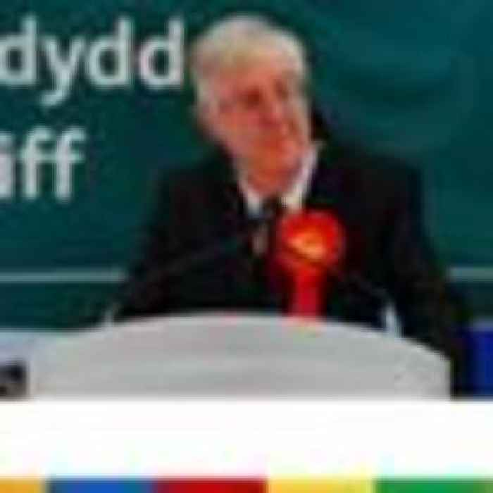 Drakeford says Labour has 'exceeded expectations' as party set to win Senedd