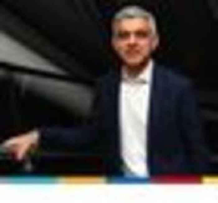 Khan pledges to 'strain every sinew' after he is re-elected as London mayor