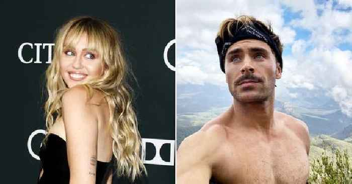 Ready To 'Make A Move': Miley Cyrus Sets Her Sights On 'Hot And Gorgeous' Zac Efron, Says Pal