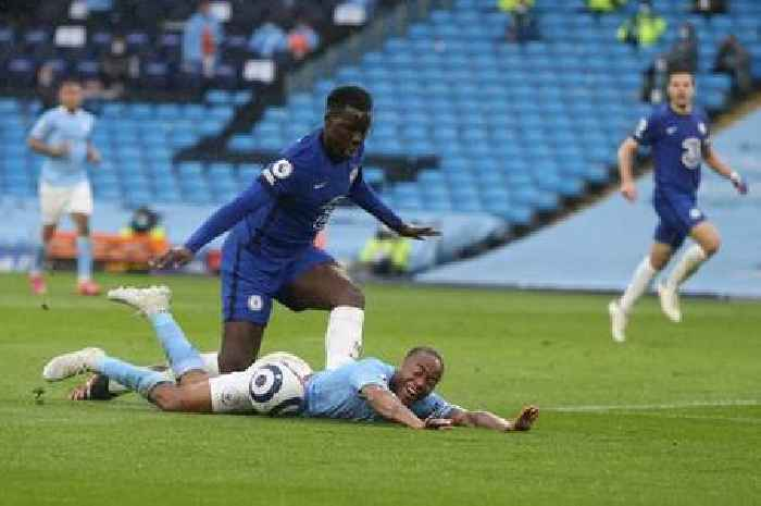 Raheem Sterling and Pep Guardiola adamant Man City deserved penalty v Chelsea