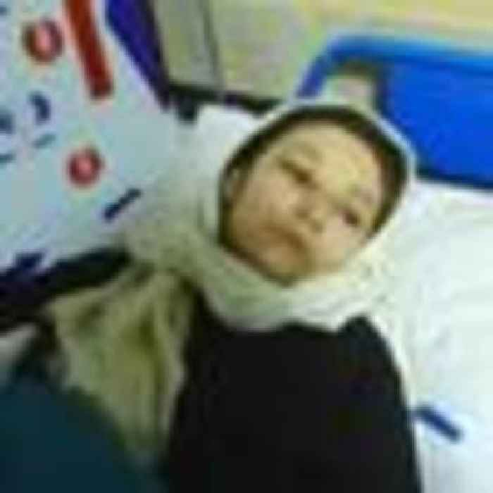Girl vows to return to her school after bombing kills friends