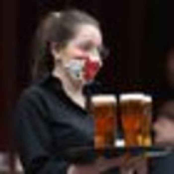 Raise a pint! Indoor hospitality and household mixing is a week away